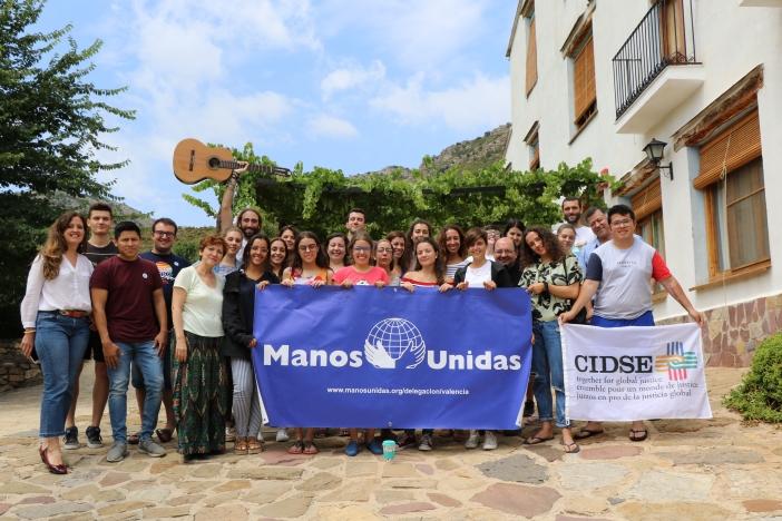 El I Campamento Sostenible de Manos Unidas en Mas de Noguera (Castellón), una experiencia inolvidable