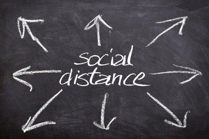 Distanciamiento social-Foto Geralt/Pixabay