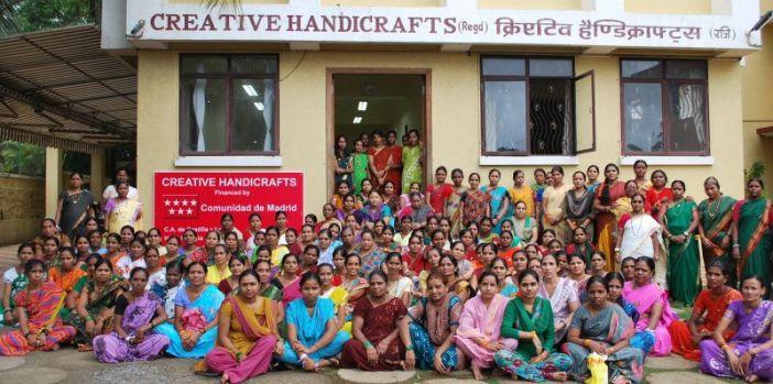 Creative Handicrafts y sus mujeres