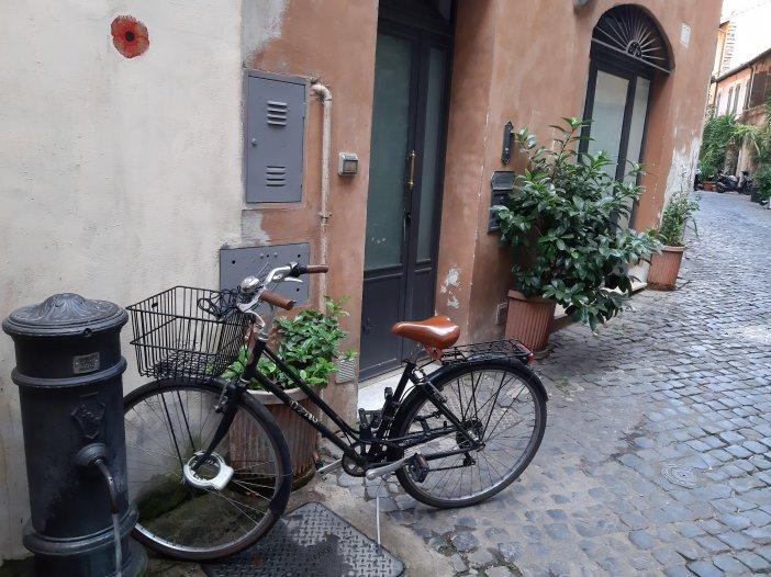 """""""Nasone"""" en Via de Cappellari. FOTO @migasocial"""