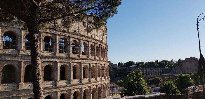 Vista del Coliseo FOTO @migasocial